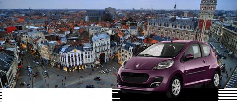 Rachat vehicule a Lille en moins de 24h